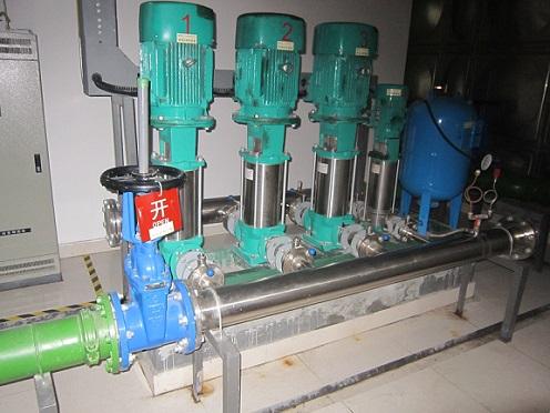 西安泵房噪声治理